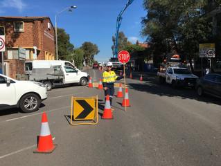 SSTC - Traffic Control Sydney