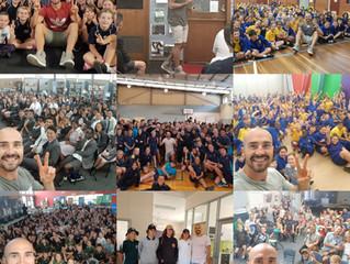 Victorian Schools - Speaker Tour
