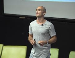 Guest speaker for schools