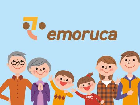 ついにemoruca(エモルカ)リリース!