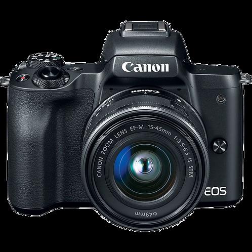 Canon EOS M50 M15-45MM S