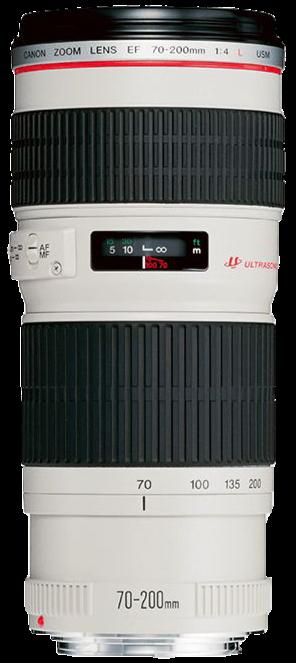 Canon EF 70-200MM F4.0 L USM MK II