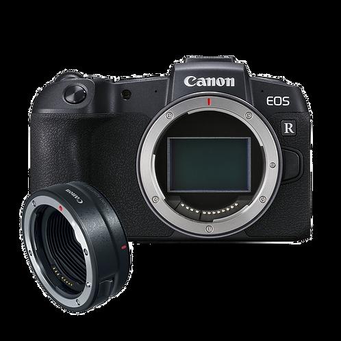 Canon EOS RP & RF-EF Adaptor