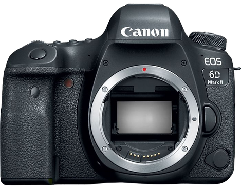 Canon EOS 6D MK II Body Only
