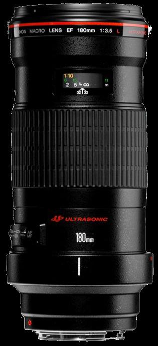 Canon EF 180MM F3.5L USM
