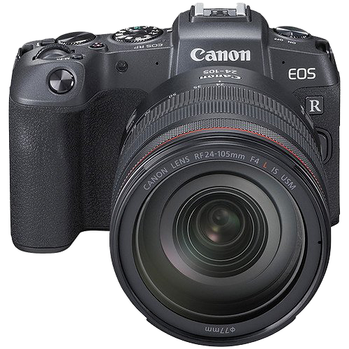 Canon RP & RF 24-105MM IS STM