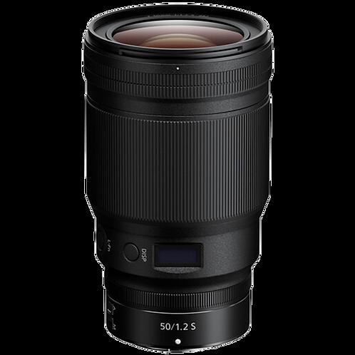 Nikon Z 50MM F1.2 ZS