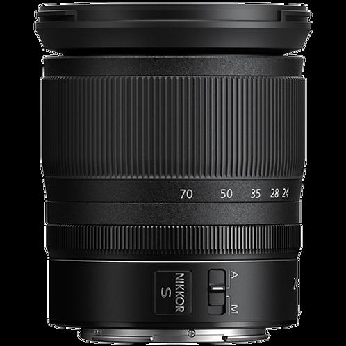 Nikon Z 24-70MM F4 ZS