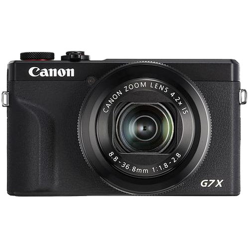 Canon PowerShot G7X Mark III Vlogger Kit