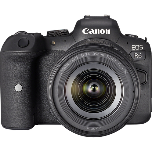 Canon EOS R6 & RF 24-105MM IS STM