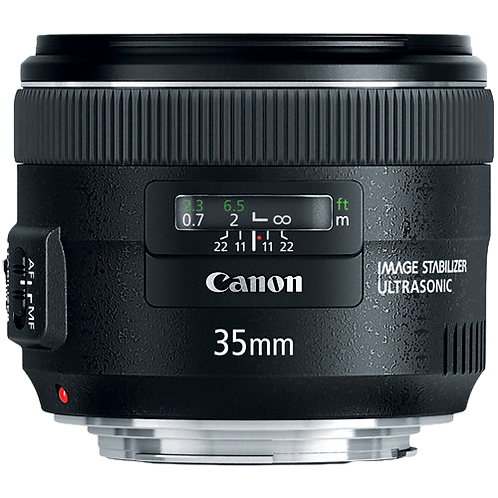 Canon EF 35MM F2.0 IS