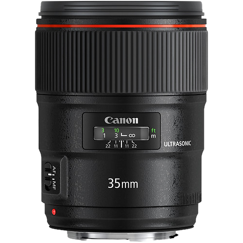 Canon EF 35MM F1.4 MK II USM