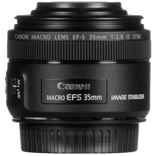 Canon EF-S 35MM F2.8 IS STM MACRO