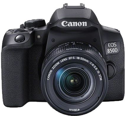 Canon EOS 850D & 18-55mm IS STM