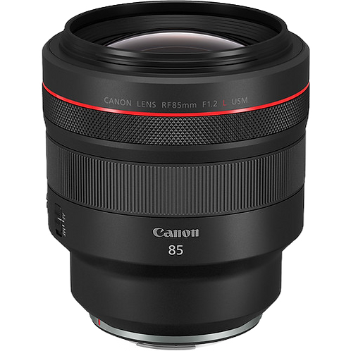 Canon RF 85MM F1.2 L