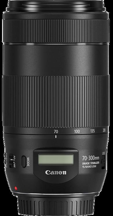 Canon EF 70-300MM F4-5.6 IS MK II USM