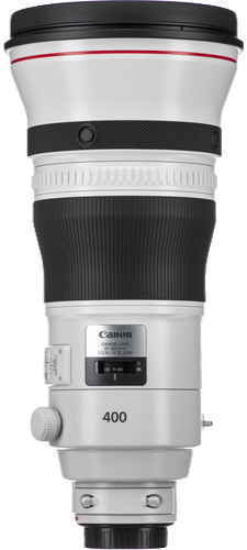Canon EF 400MM F 2.8 L IS MK III USM