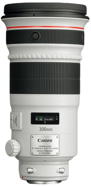 Canon EF 300MM F2.8 L IS MK II USM