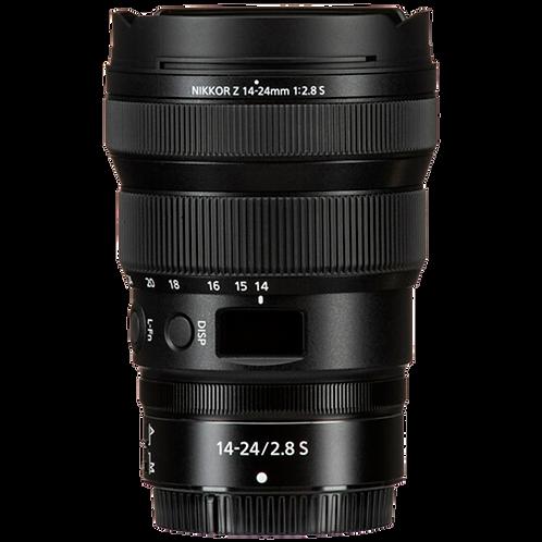 Nikon Z 14-24MM F2.8 S