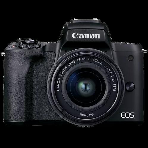 Canon EOS M50 Mark II & M15 -45S
