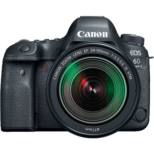 Canon EOS 6D MK II & 24-105mm IS STM
