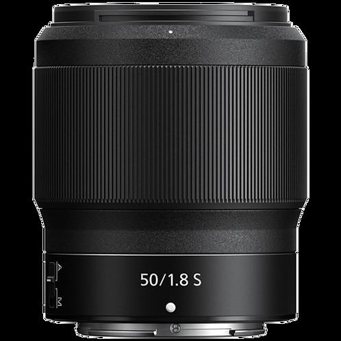 Nikon Z 50MM F1.8 Z S