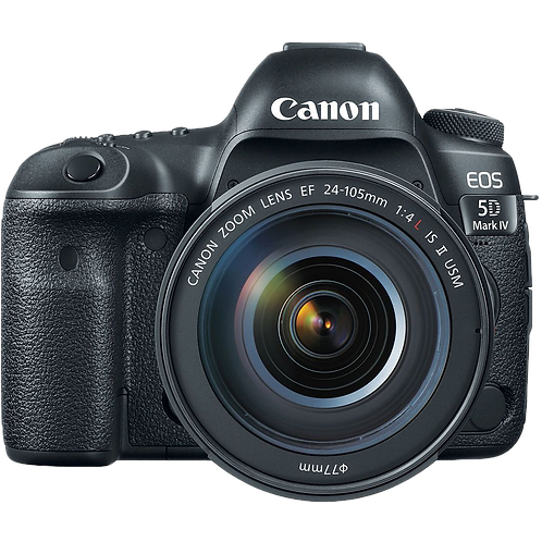 Canon EOS 5D MK IV & 24-105mm L IS USM