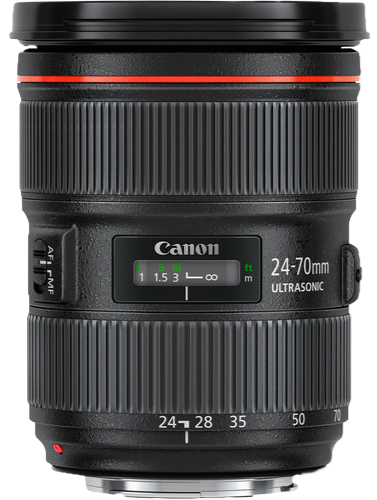 Canon EF 24-70MM F2.8 L USM MK II