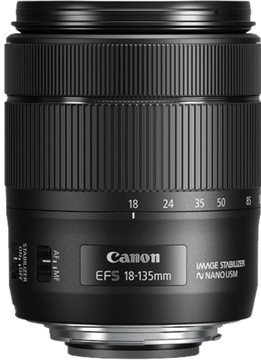 Canon EF-S 18-135MM F3.5-5.6 IS NANO USM