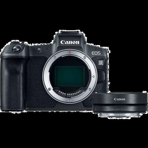 Canon EOS R & RF - EF Adaptor