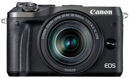 Canon EOS M6 Mark II & 15-45MM Kit