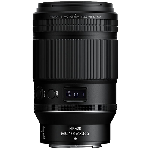 Nikon Z 105MM F2.8 VRS MACRO