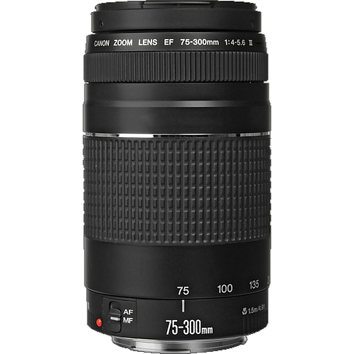 Canon EF 75-300MM F 4-5.6 MK III