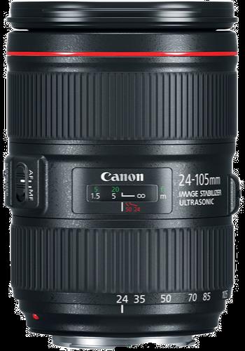 Canon EF 24-105MM F4.0 L IS MK II USM