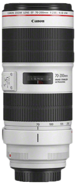 Canon EF 70-200MM F2.8 L IS USM MK III