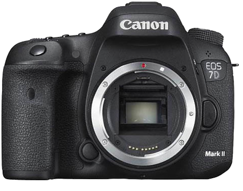 Canon EOS 7D MK II Body Only