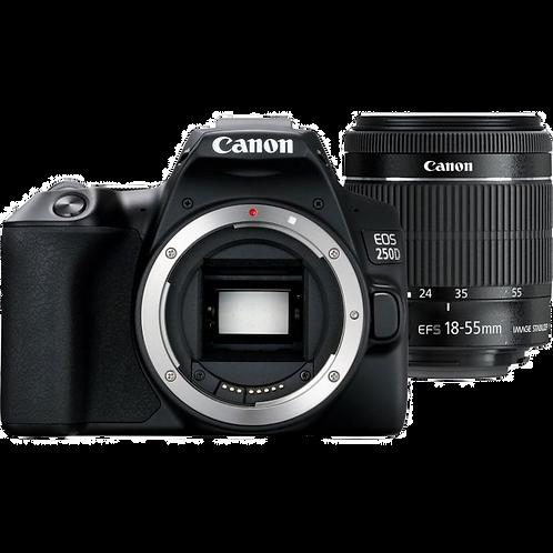 Canon EOS 250D &18-55MM DC