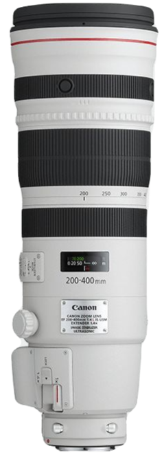 Canon EF 200-400MM F4 L IS USM EXT 1.4