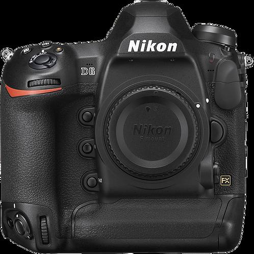 Nikon D6 DSLR - Body Only