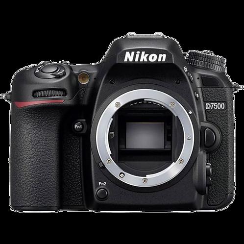 Nikon D7500 - Body Only