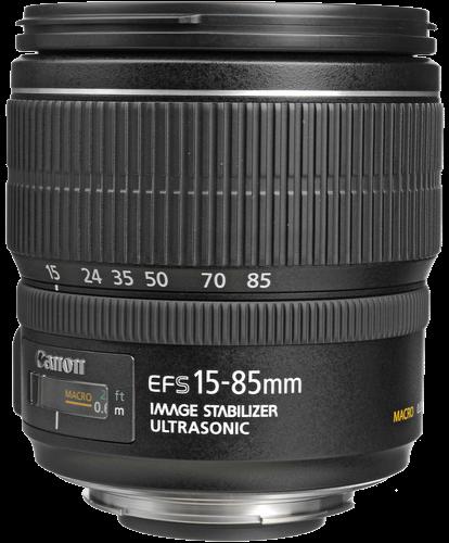 Canon EF-S 15-85MM F3.5-5.6 USM