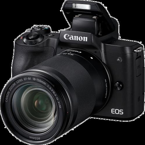 Canon EOS M50 Mark II - 18-150mm