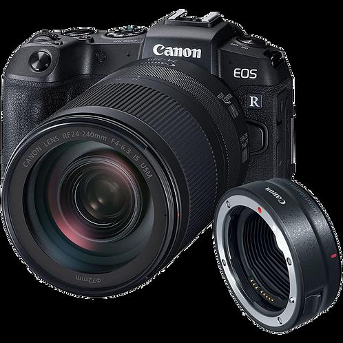 Canon EOS RP & RF 24-240MM+RF-EF Adaptor
