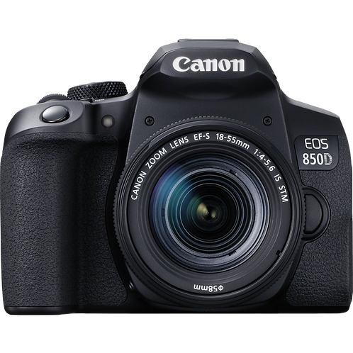 Canon EOS 800D & 18-55MM IS STM