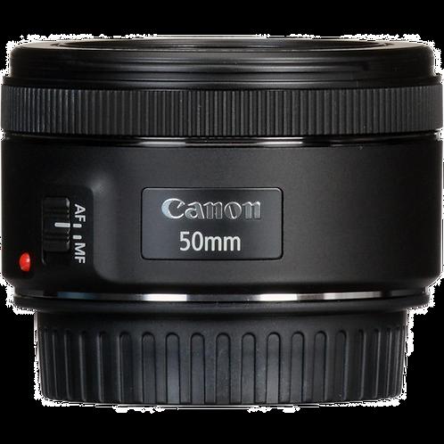 Canon EF 50MMF1.8 STM