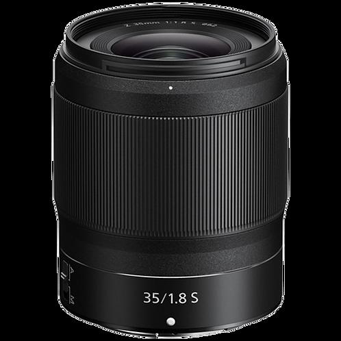 Nikon Z 35MM F1.8 Z S