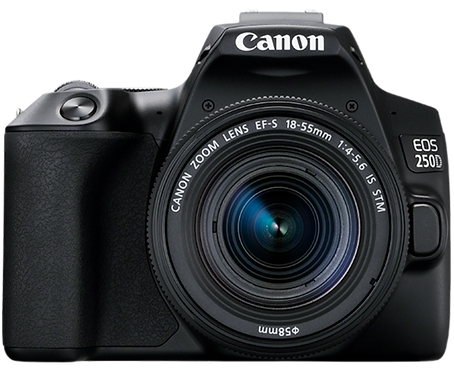 Canon EOS 250D & 18-55mm IS STM