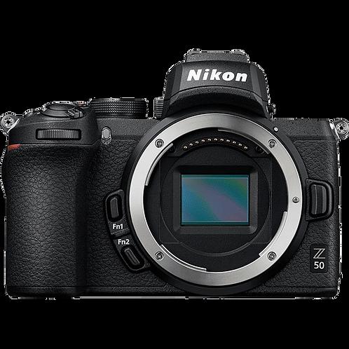 Nikon Z50 - Body Only