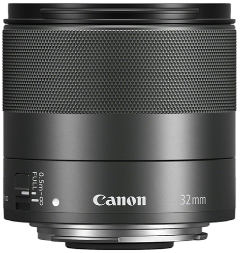 Canon EF-M 32MM F1.4 IS STM