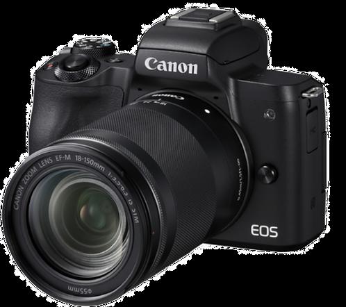 Canon EOS M50 & M18-150